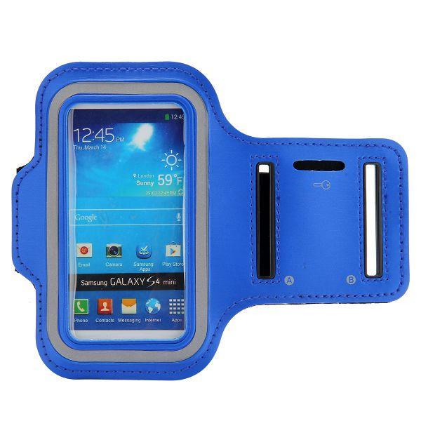 Samsung S4 Mini Šport Púzdro Modré e4e681d89f1