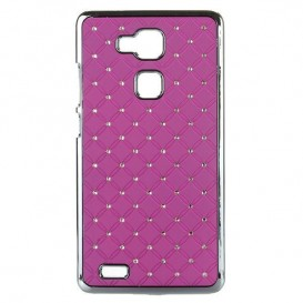 Huawei Mate 7 (MT7-TL00) LUX KRYT Bordový