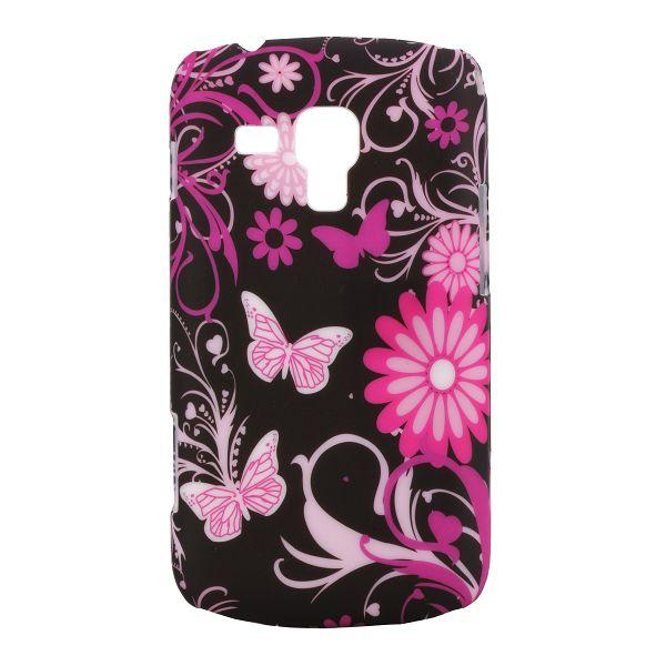Samsung Galaxy S Duos COLORFUL BUTTERFLY Obal