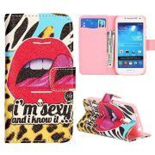 Samsung S4 mini SEXY LIP Obal 271e630bb95