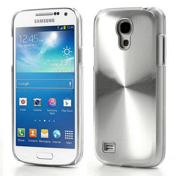 Samsung S4 Mini OBAL NESOI CD Strieborný 5bb1ed4fec4