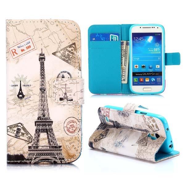 Samsung S4 Mini Obal HYPNOS Eiffelovka 1d41af88031