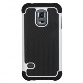 Obal Pre Samsung Galaxy S5 Mini Pheia Cierno Biely